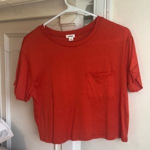 Garage Orange Crop Tee